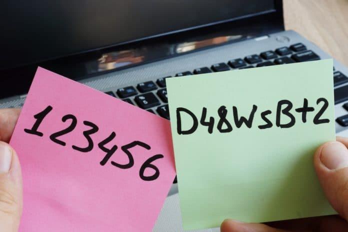 mot de passe ordinateur