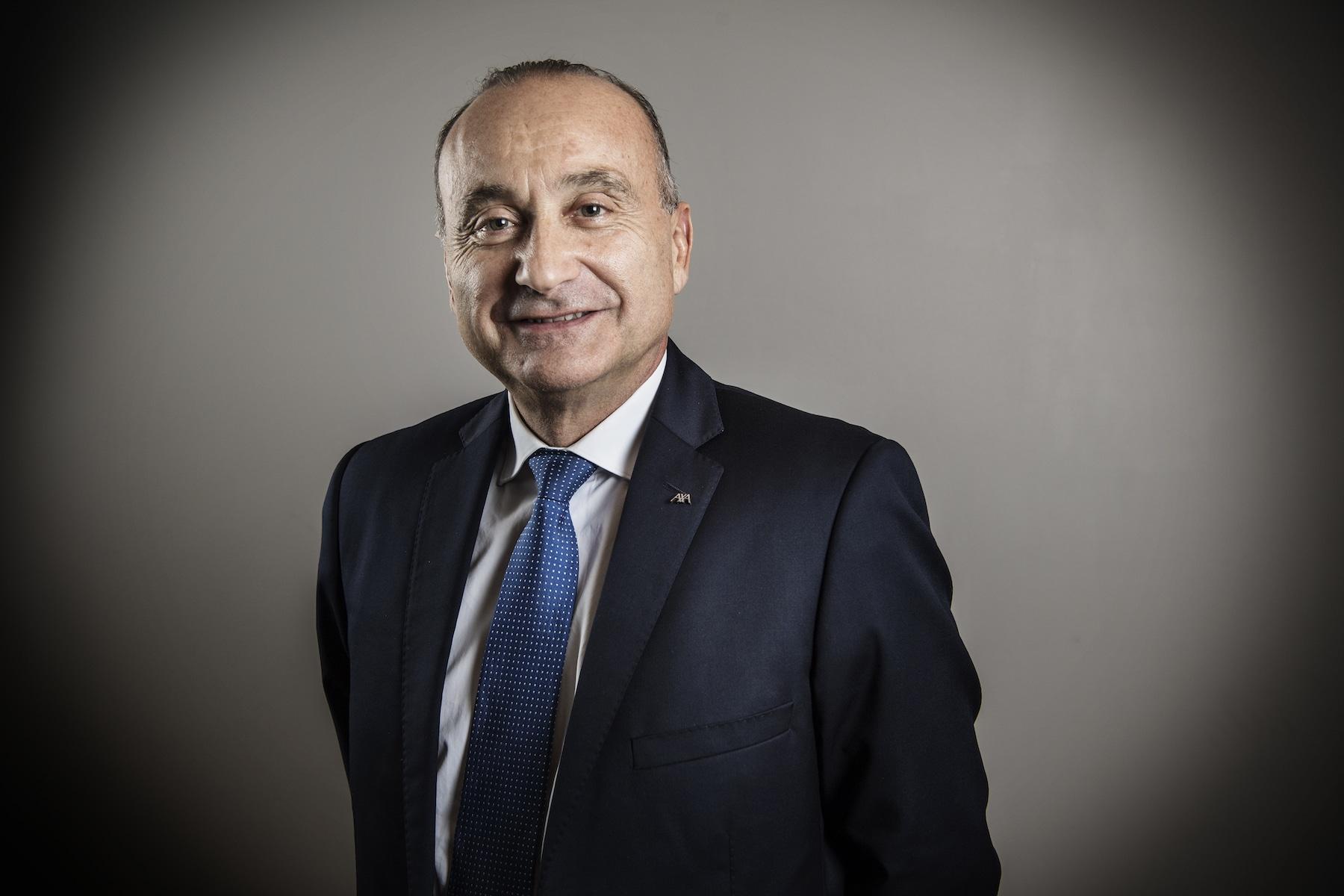 Jacques de Peretti, président d'Axa France