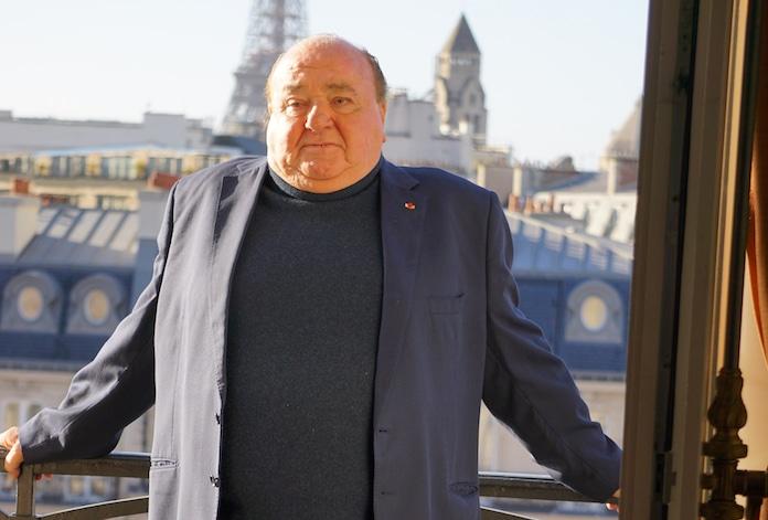Jean-Pierre Bansard, fondateur du groupe Cible et ancien sénateur.