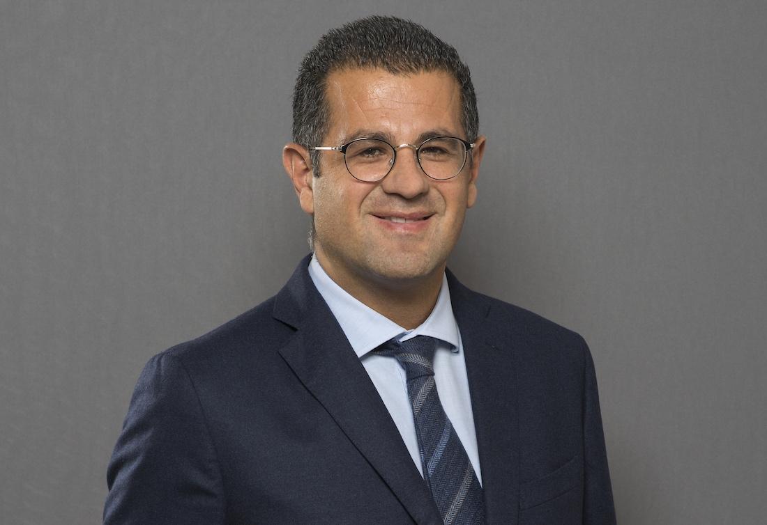 Michaël Sellam, Président de Chahine Capital.