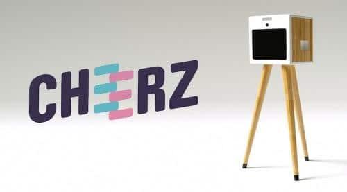 Fantastique Cheerz invente la borne photo de demain DP-75