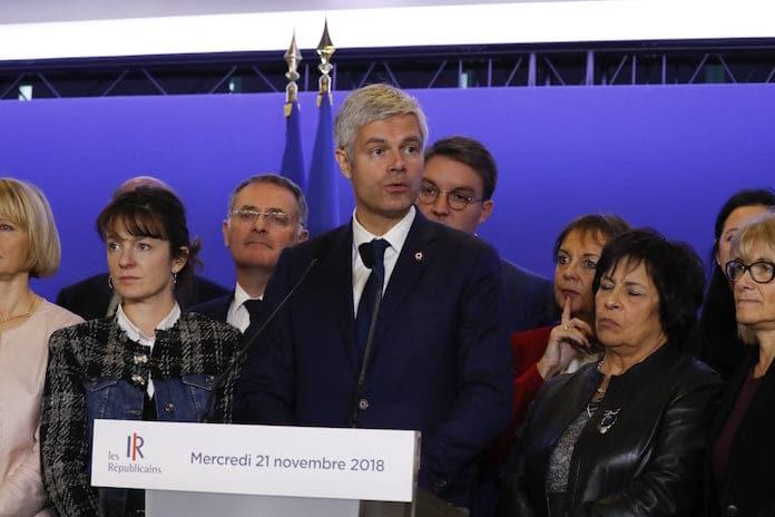 Laurent Wauquiez : «Le renouveau de la France passera par un redécollage industriel»